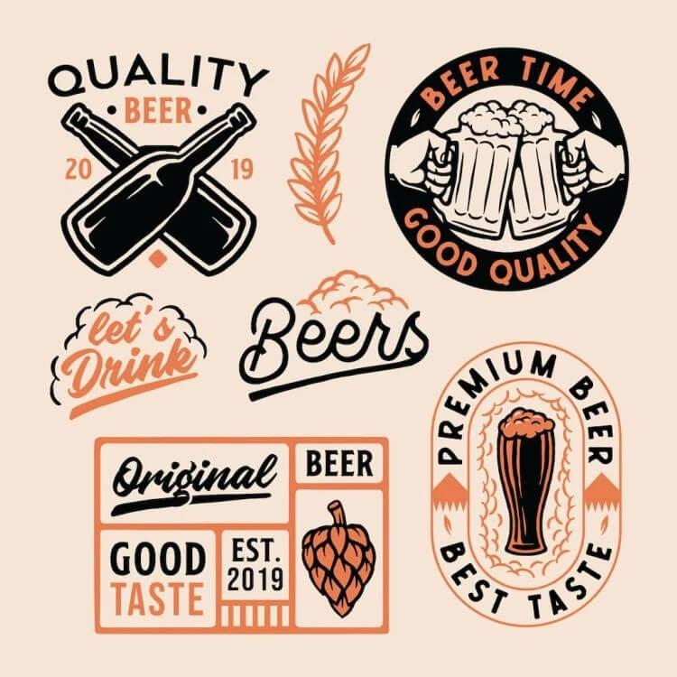 printingnews-B0005-02 paperbox好文分享-設計啤酒插圖的技巧