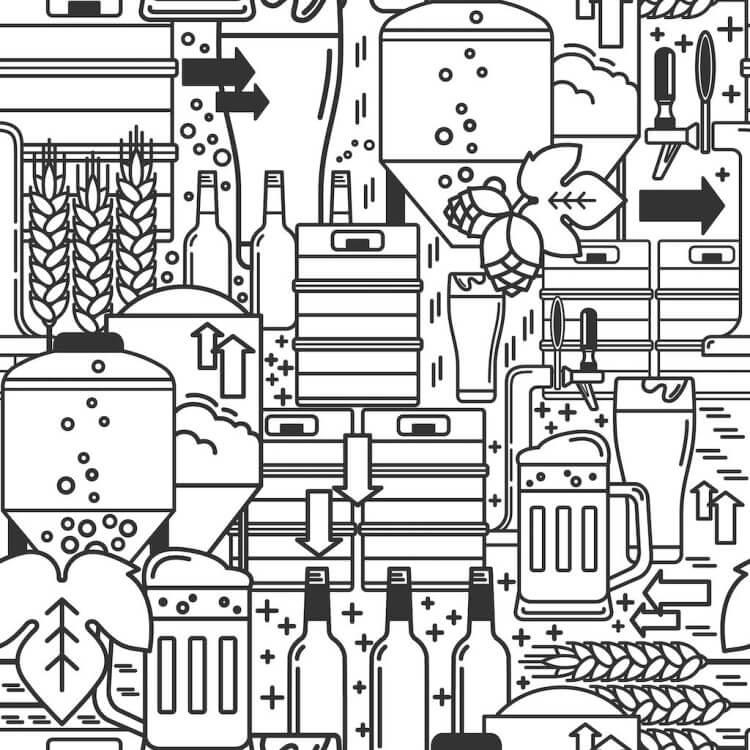 printingnews-B0005-06 paperbox好文分享-設計啤酒插圖的技巧