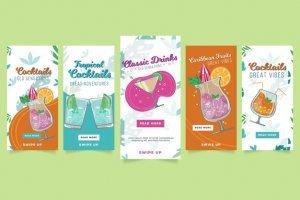 printingnews-B0066-01 paperbox好文分享-包裝設計-飲料品牌的平靜和令人放鬆的產品