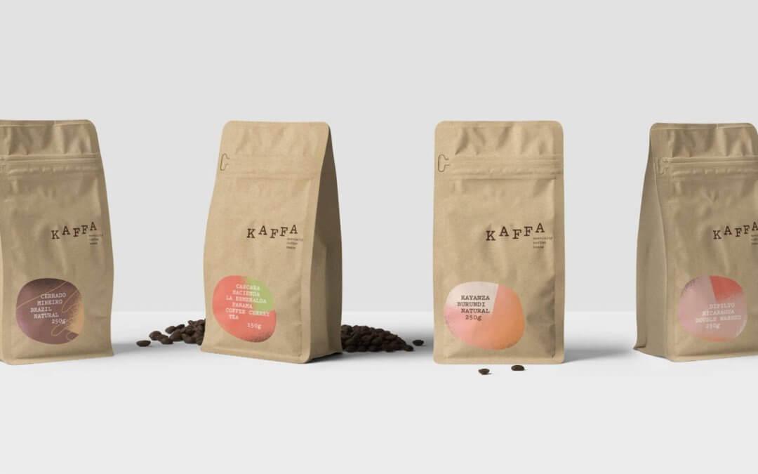 KAFFA-是可持續和直接的咖啡設計